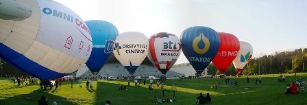 oro balionai