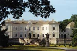 Palangos gintaro muziejus (Tiškevičiaus rūmai)