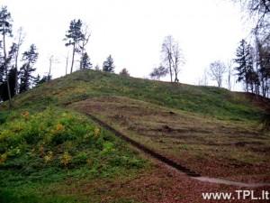 birstono-piliakalnis