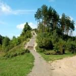 liskiavos-piliakalnis