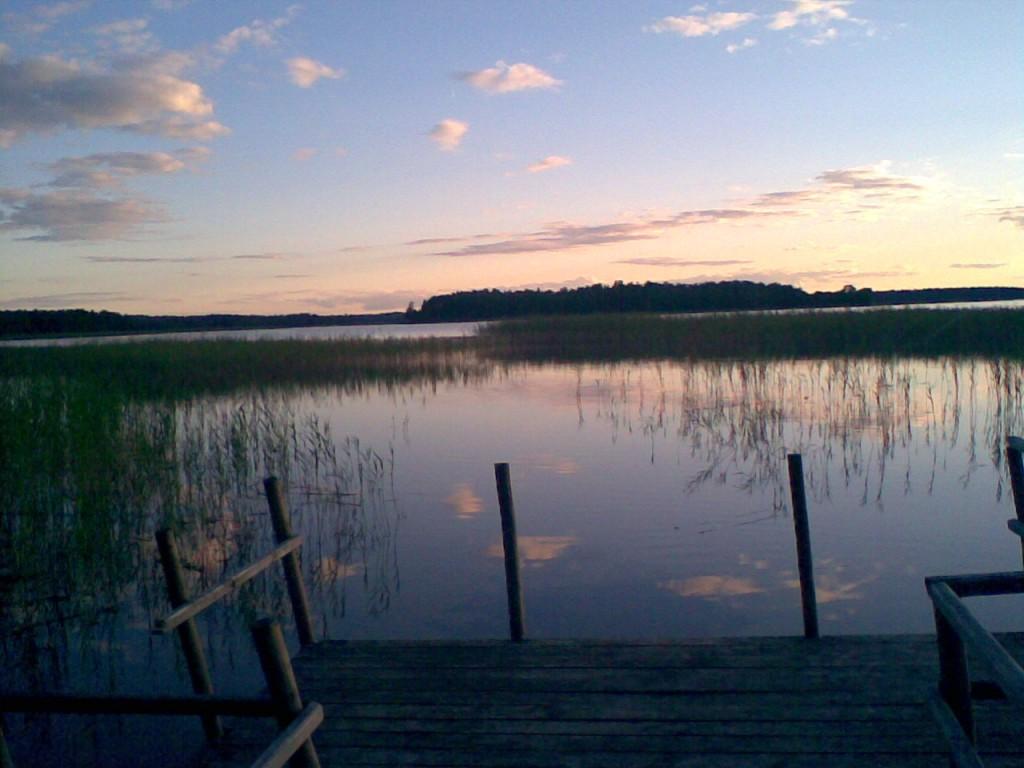 Zvejybos vietos aplink kauna