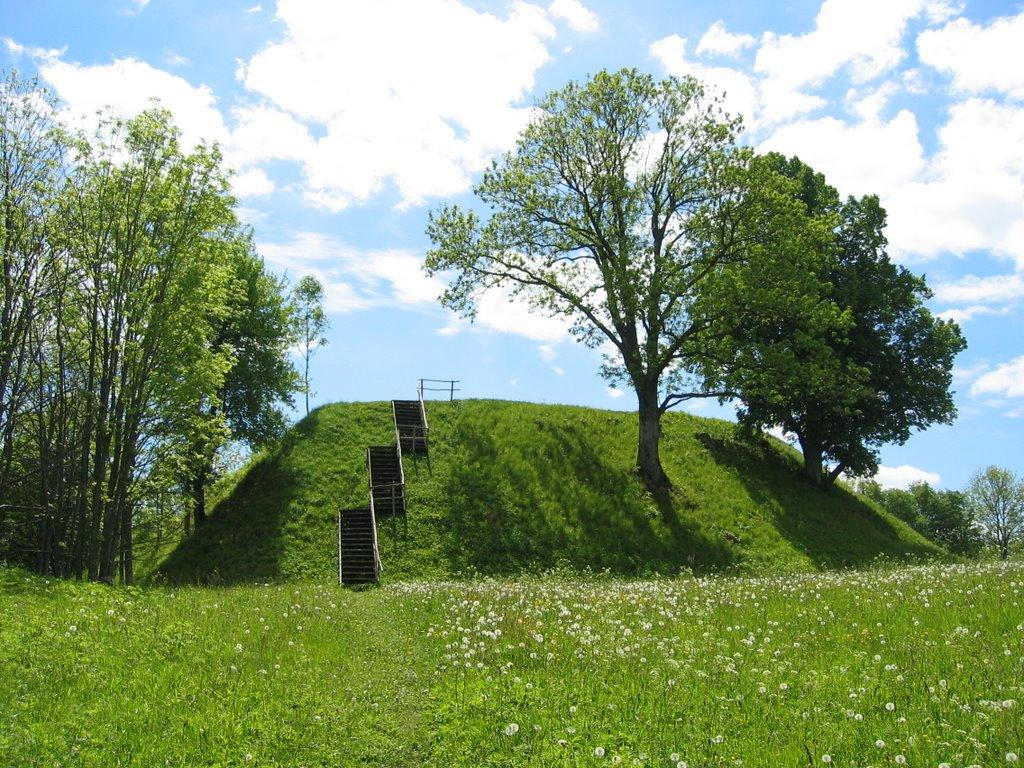 piliakalnio piliakalnis