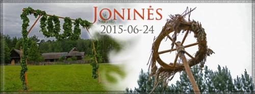 Joninės Rumšiškėse 2015