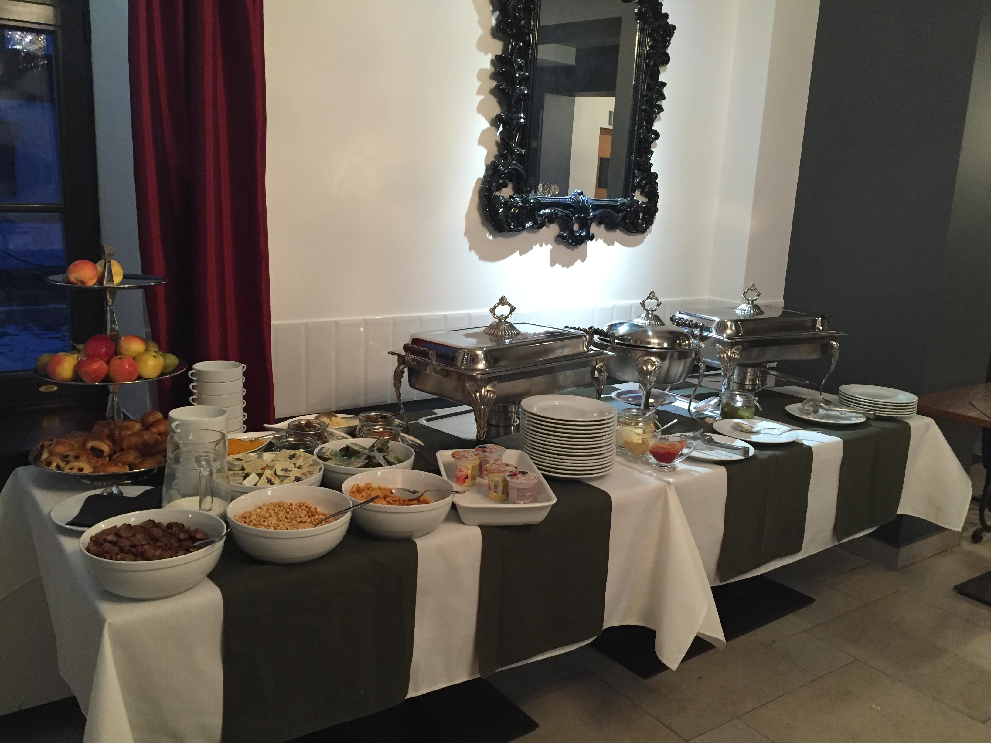 la-marina-pusryciai-old-mill-conference-hotel