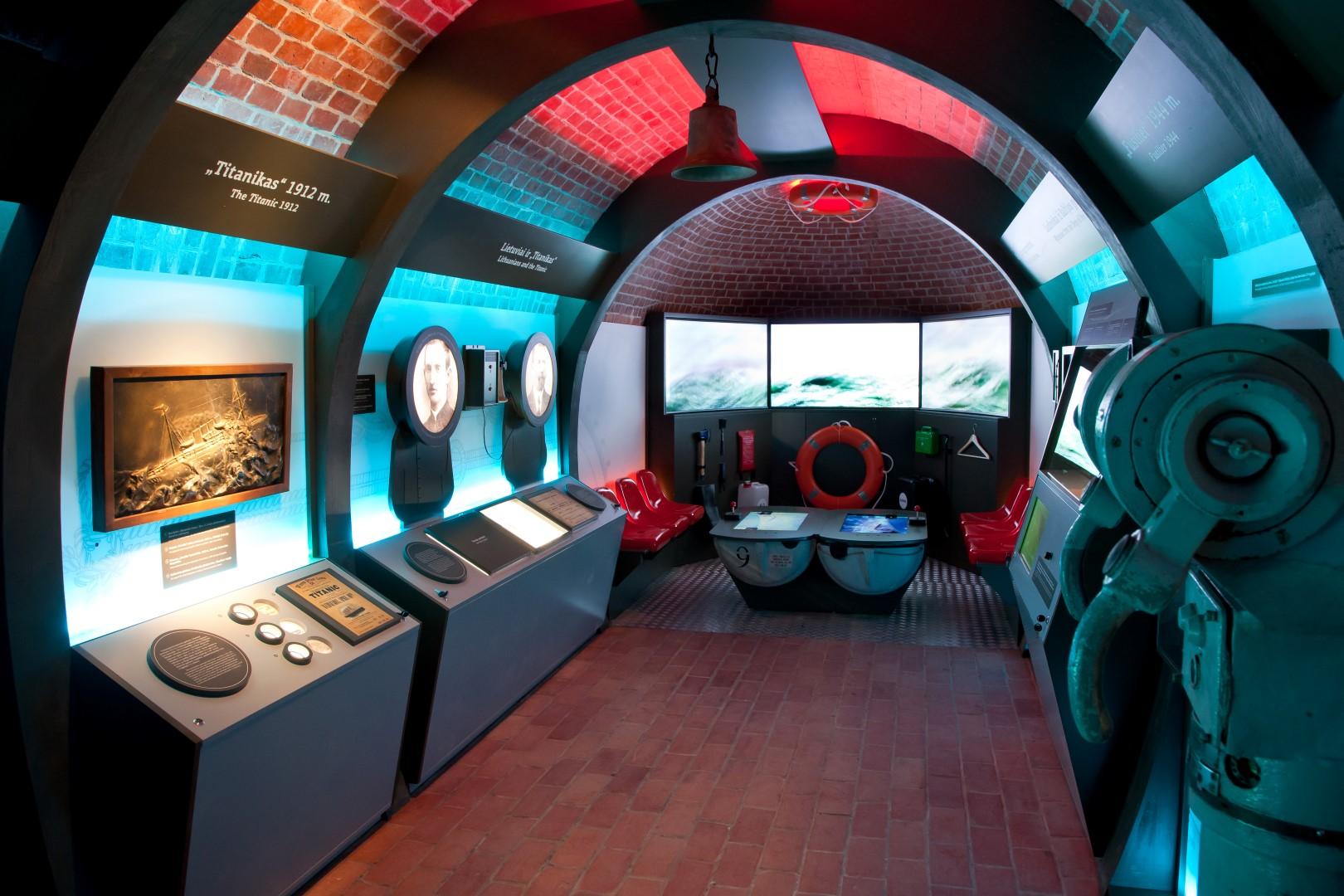 lietuvos juru muziejus 5